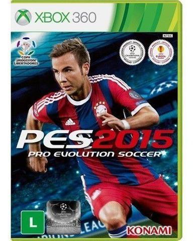 Imagem de Jogo Pes 2015 (Pro Evolution Soccer) - Xbox 360