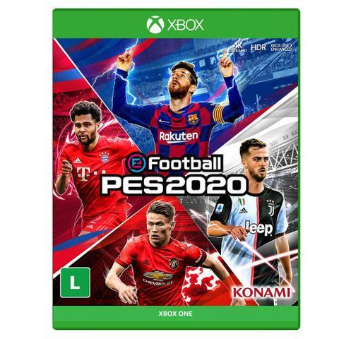 Imagem de Jogo PES 2020 Xbox One - Konami