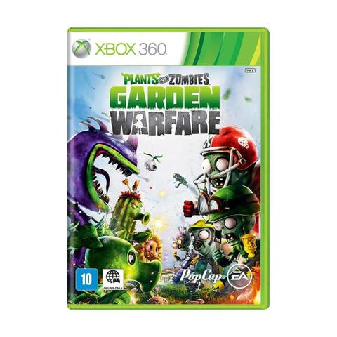 Imagem de Jogo Plants vs Zombies: Garden Warfare - Xbox 360