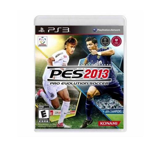 Jogo Pes 2013 - Playstation 3 - Konami