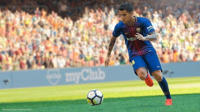 Imagem de Jogo Pro Evolution Soccer 2019 - PS4