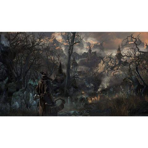 Imagem de Jogo PS4 - Bloodborne - Playstation Hits - Playstation