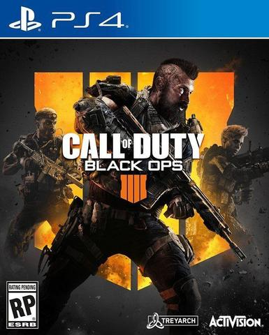 Imagem de Jogo PS4 Call of Duty Black Ops 4