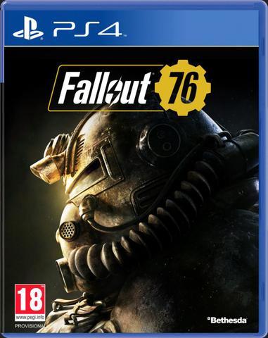 Imagem de Jogo PS4 Fallout 76