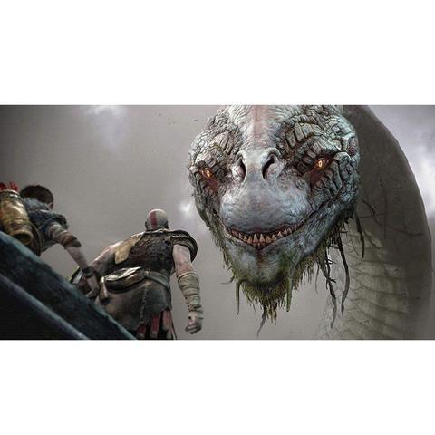 Imagem de Jogo PS4 - God of War - Playstation Hits - Playstation
