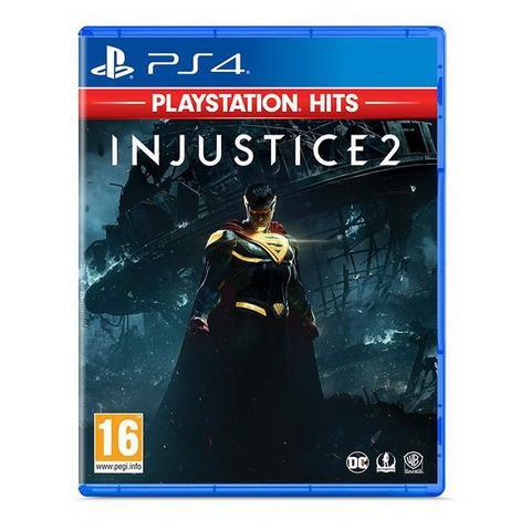 Imagem de jogo ps4 injustice 2 ps hits