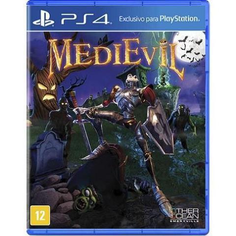 Jogo Medievil - Playstation 4 - Other Ocean Interactive