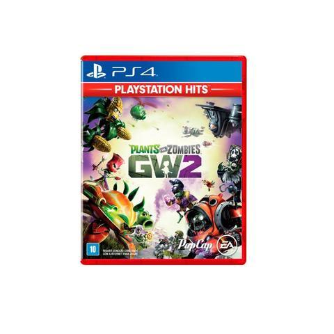 Imagem de Jogo PS4 Plants vs Zombies 2 GW2 Playstation Hits