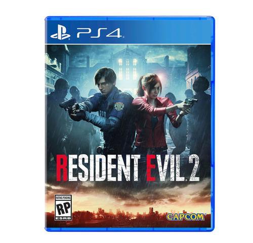 Imagem de Jogo PS4 Resident Evil 2
