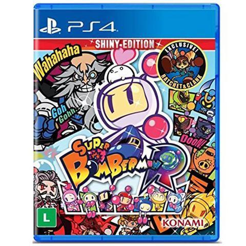 Imagem de Jogo PS4 - Super Bomberman R - Konami - Playstation