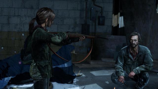 Imagem de Jogo PS4 The Last of Us Remasterizado