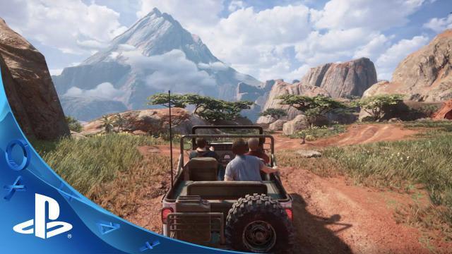 Imagem de Jogo PS4 Uncharted 4 A Thiefs End
