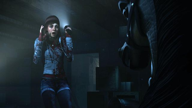 Imagem de Jogo PS4 Until Dawn Playstation Hits