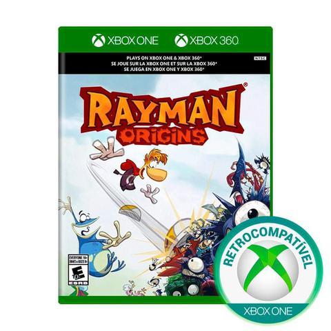 Jogo Rayman Origins - Xbox 360 - Ubisoft