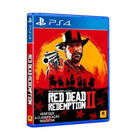 Imagem de Jogo Red Dead Redemption 2 PS4