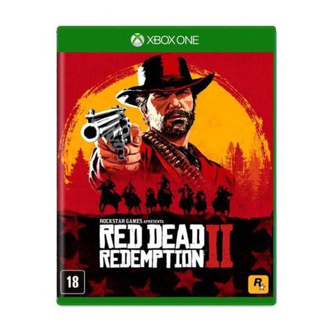 Imagem de Jogo Red Dead Redemption 2 - Xbox One