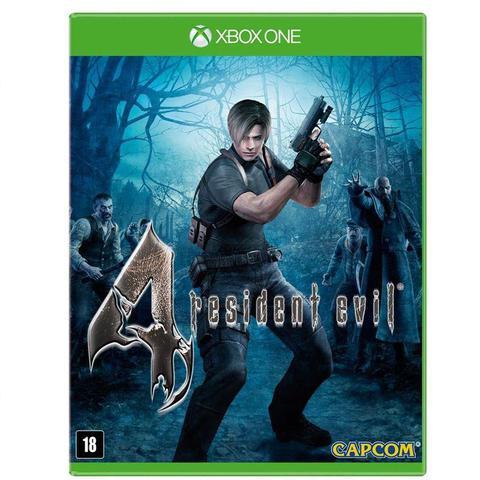 Imagem de Jogo Resident Evil 4 Remastered - Xbox One