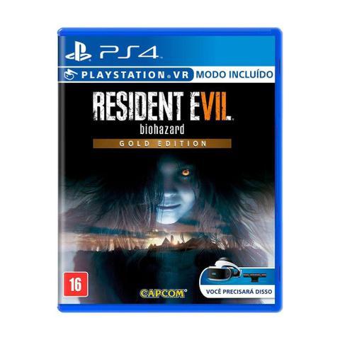 Imagem de Jogo Resident Evil 7: Biohazard (Gold Edition) - PS4