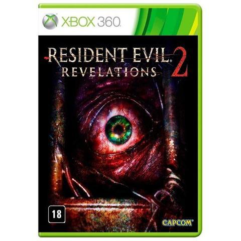 Imagem de Jogo Resident Evil: Revelations 2 - Xbox 360