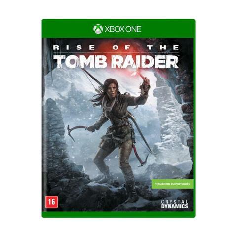 Imagem de Jogo Rise of the Tomb Raider - Xbox One