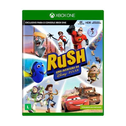 Jogo Rush: uma Aventura da Disney Pixar - Xbox One - Microsoft