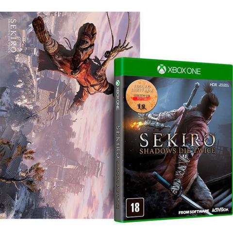 Jogo Sekiro: Shadows Die Twice - Xbox One - Activision