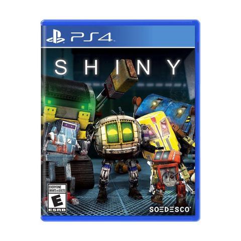 Jogo Shiny - Playstation 4 - Soedesco