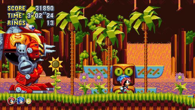 Imagem de Jogo Sonic Mania Plus - PS4