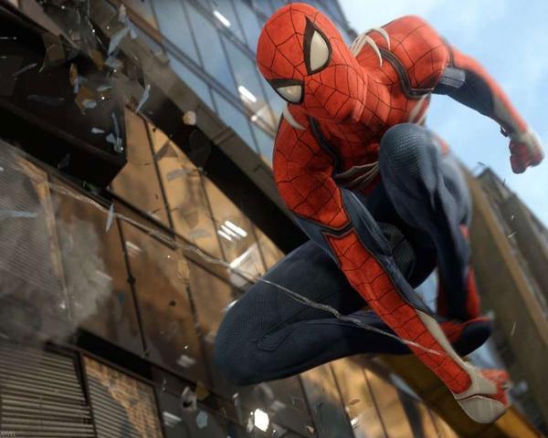 Imagem de Jogo Sony Spider Man PS4 Blu-ray (P4DA00729201FGM)