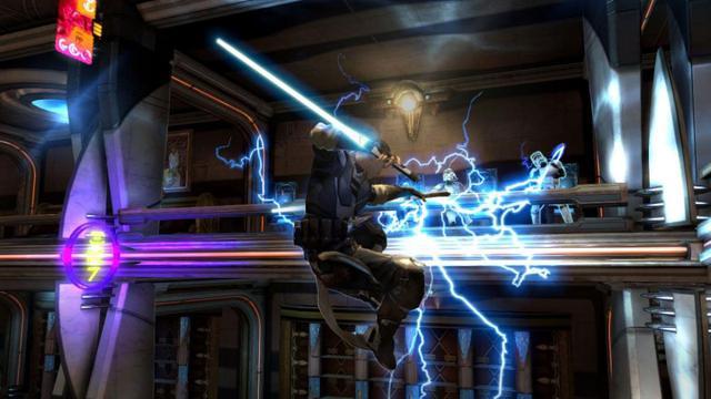 Imagem de Jogo Star Wars: The Force Unleashed - Wii
