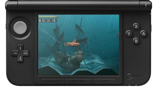 Imagem de Jogo Steel Diver - 3DS