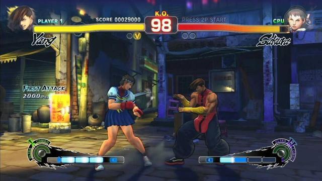 Imagem de Jogo Super Street Fighter IV (Arcade Edition) - PS3