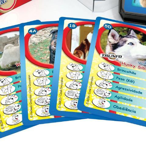 Imagem de Jogo Super Trunfo Cães de Raça 01404 - Grow