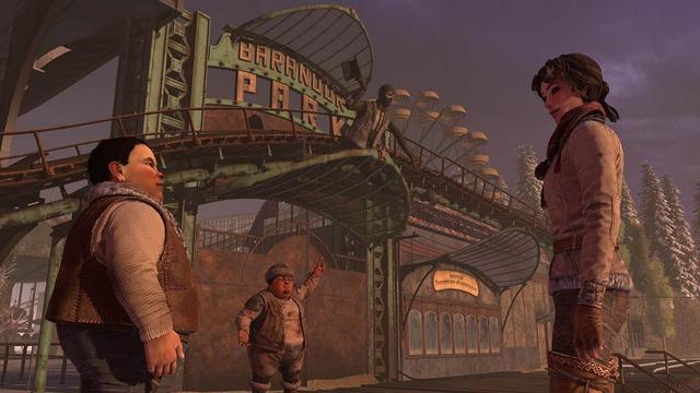 Imagem de Jogo Syberia 3 - Xbox One