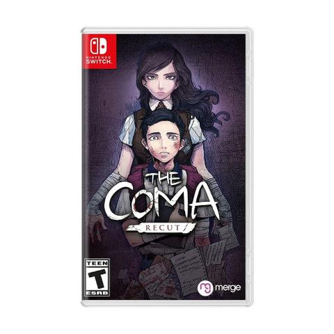 Jogo The Coma Recut - Switch - Merge Games