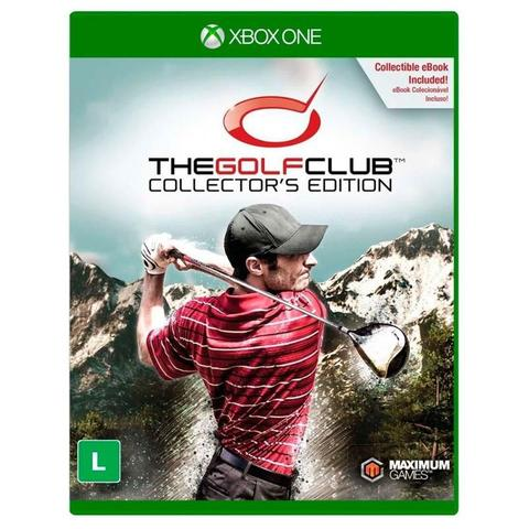 Jogo The Golf Club Collectors Edition - Xbox One - Maximum Games