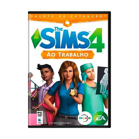 Imagem de Jogo The Sims 4: Ao Trabalho - PC