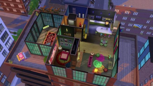 Imagem de Jogo The Sims 4: Vida na Cidade - PC