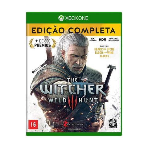 Imagem de Jogo The Witcher 3: Wild Hunt (Edição Completa) - Xbox One