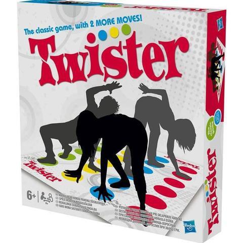 Imagem de Jogo Twister 98831 - Hasbro