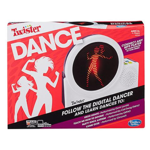 Imagem de Jogo Twister Dance