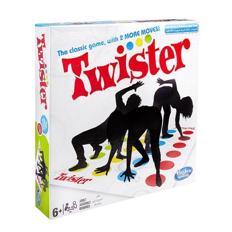 Imagem de Jogo Twister - Hasbo Graming
