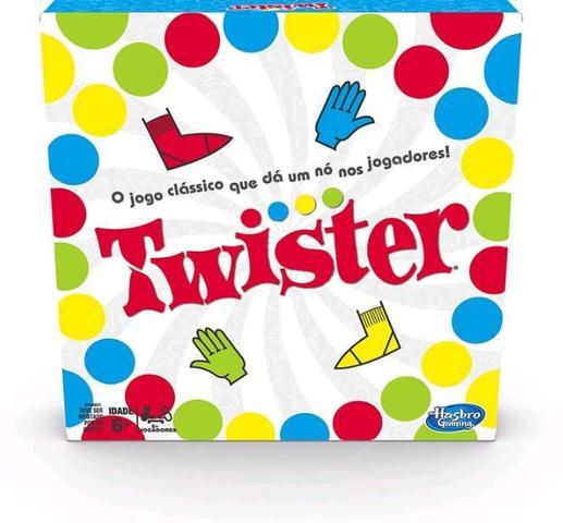 Imagem de Jogo Twister - Hasbro UNICA
