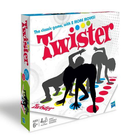 Imagem de Jogo Twister Hasbro