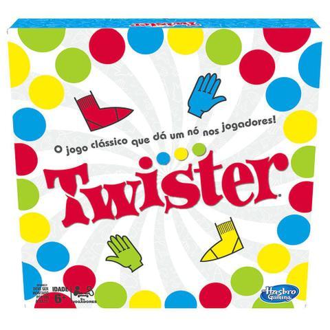Imagem de Jogo Twister - Nova Embalagem - Hasbro