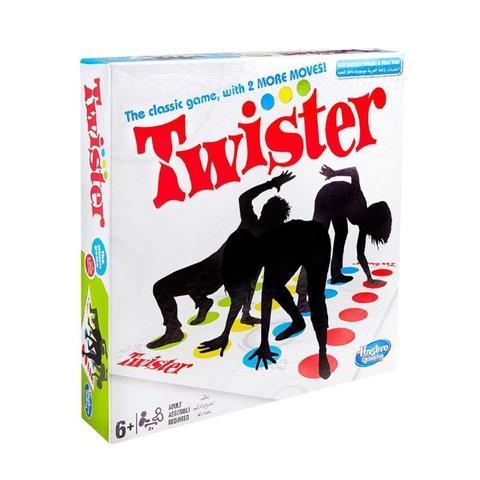 Imagem de Jogo Twister Novo 98831 - Hasbro