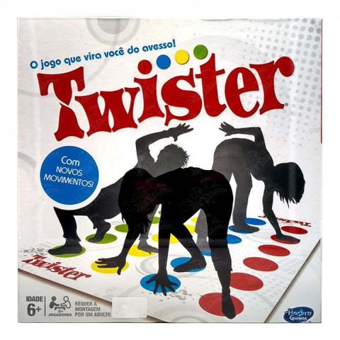 Imagem de Jogo Twister Novo Original, Hasbro