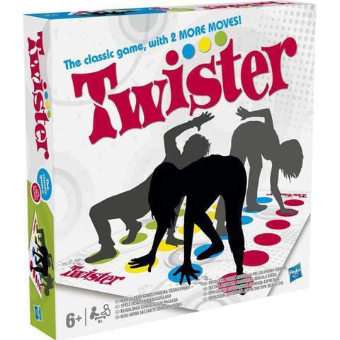 Imagem de Jogo Twister Novos Movimentos Hasbro Gamming