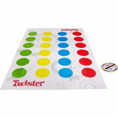 Imagem de Jogo Twister Refresh 98831 Hasbro Original