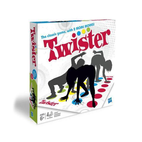 Imagem de Jogo Twister Refresh Hasbro 98831
